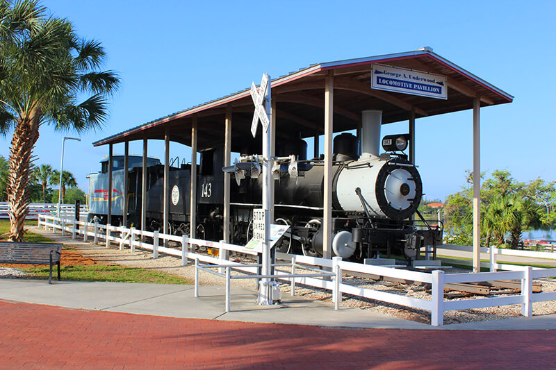 Railroad Museum of South Florida