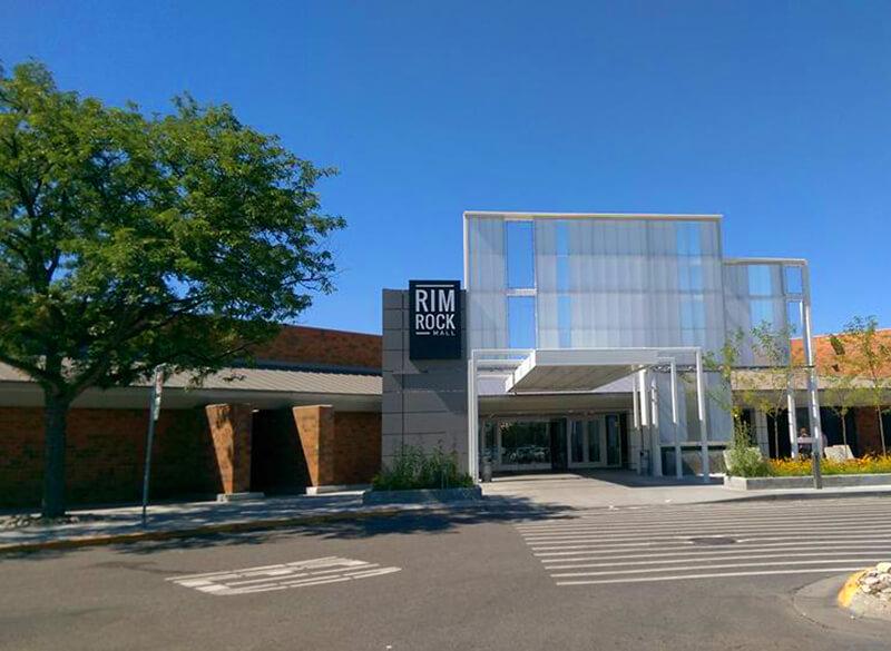Rimrock mall