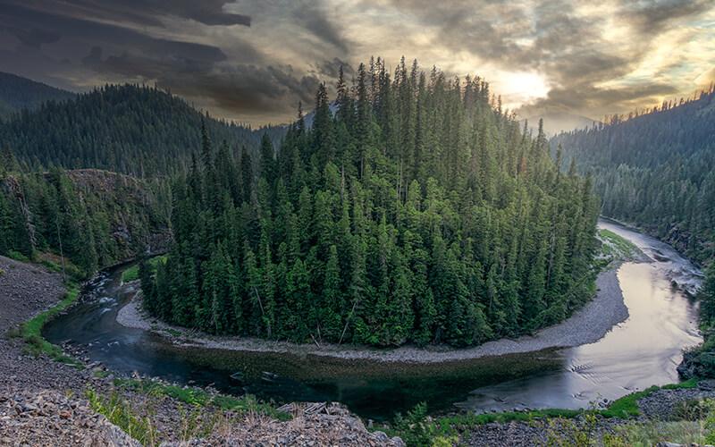 Saint Joe River