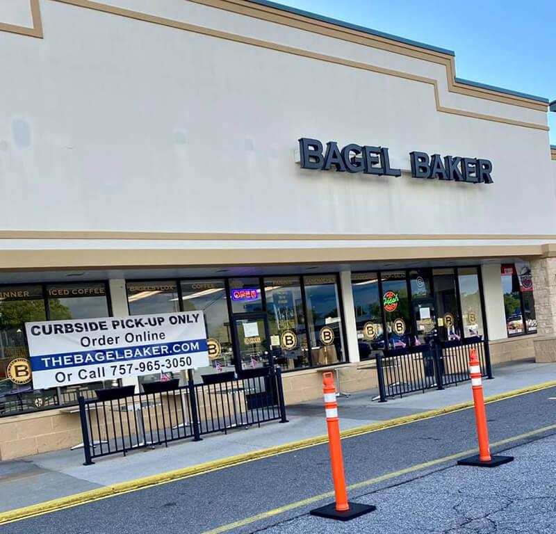 The Bagel Baker
