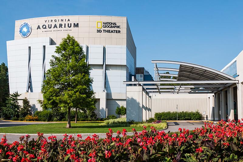 Virginia Aquarium and Marine Science Center