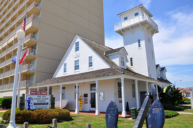 Virginia Beach Surf & Rescue Museum