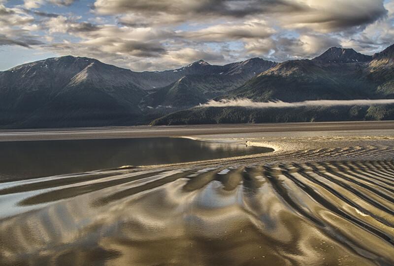 Alaskan Bore Tide