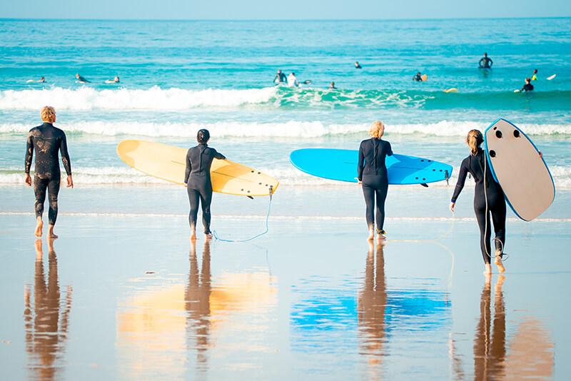Atlantic City Surf School