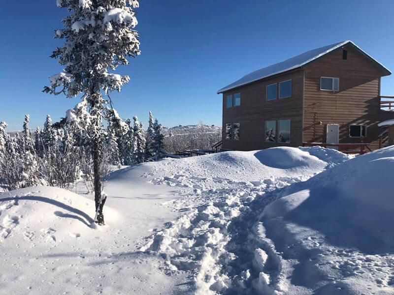 Aurora Borealis Lodge
