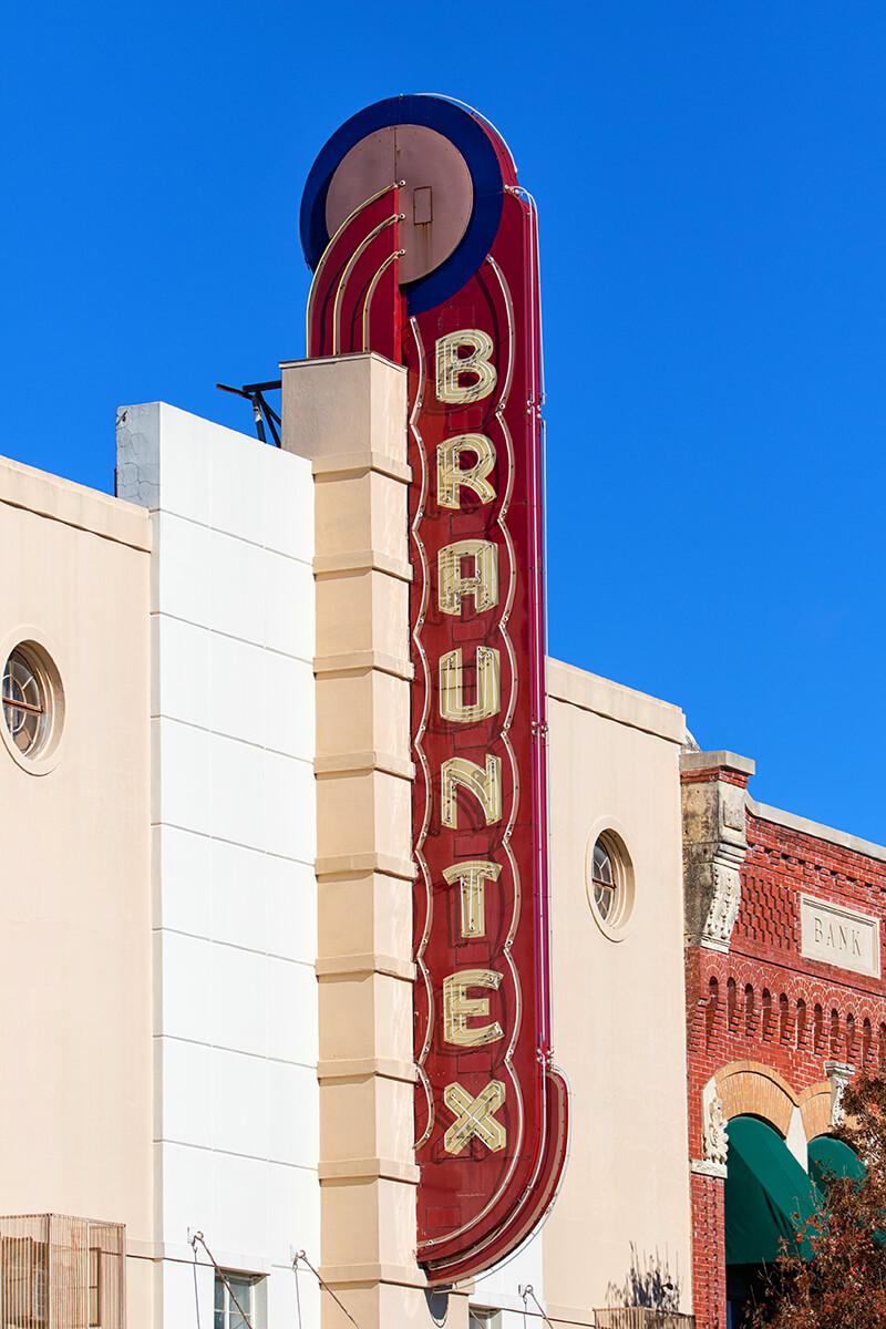 Brauntex Performing Arts Theatre