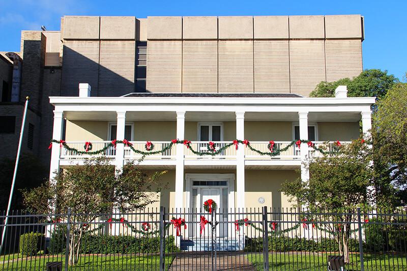Britton-Evans House and Sidbury House