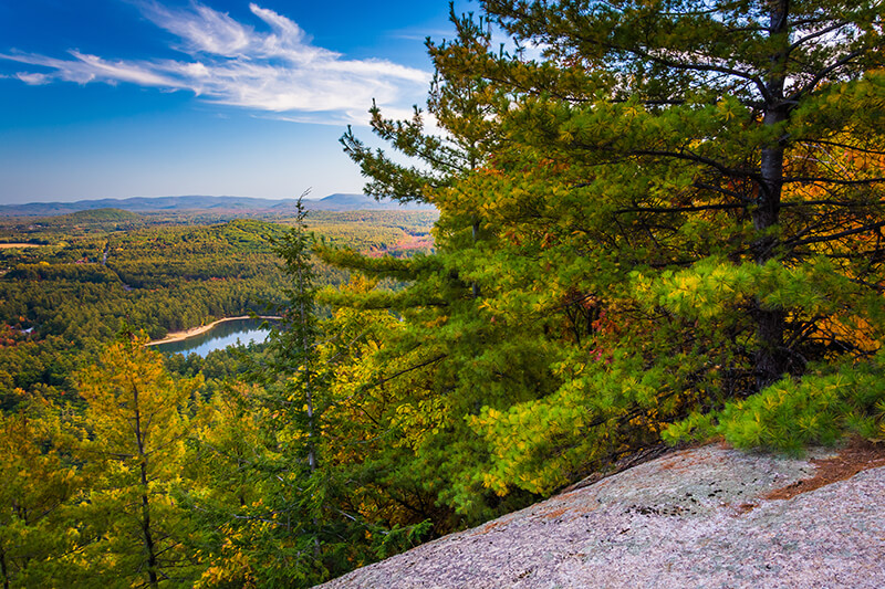 Cathedral Ledge State Park