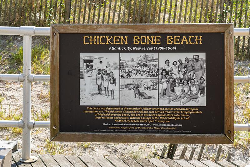 Chicken Bone Beach