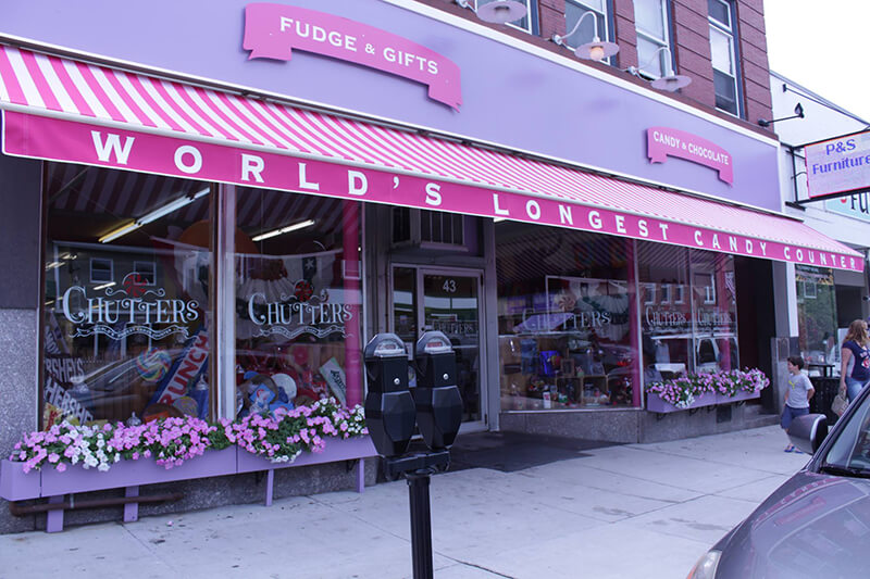 Chutters Candy Store