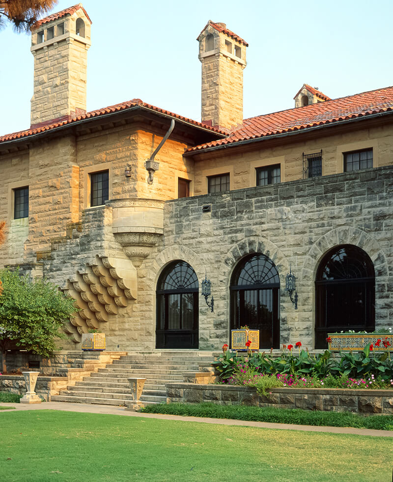 E.W. Marland Mansion