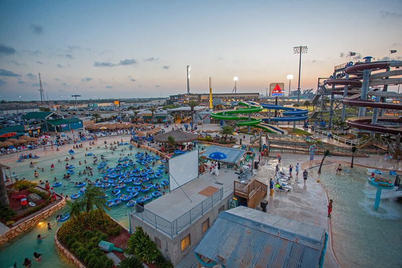 Hurricane Alley Waterpark