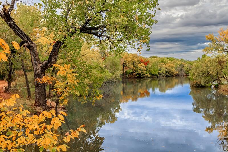 Lake Hefner Park