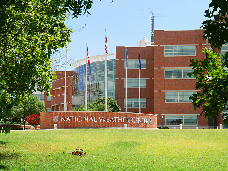 National Weather Center