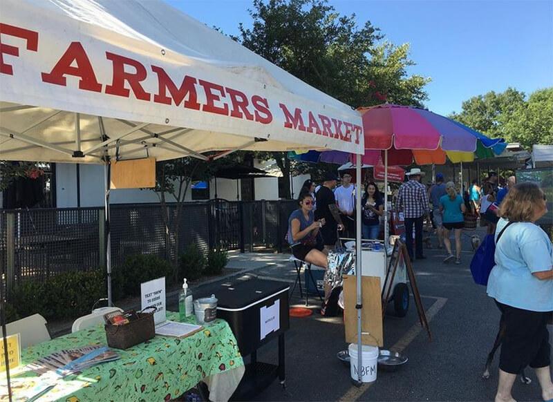 New Braunfels Farmer's Market