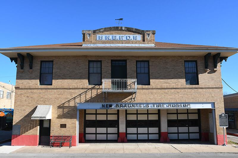 New Braunfels Fire Museum