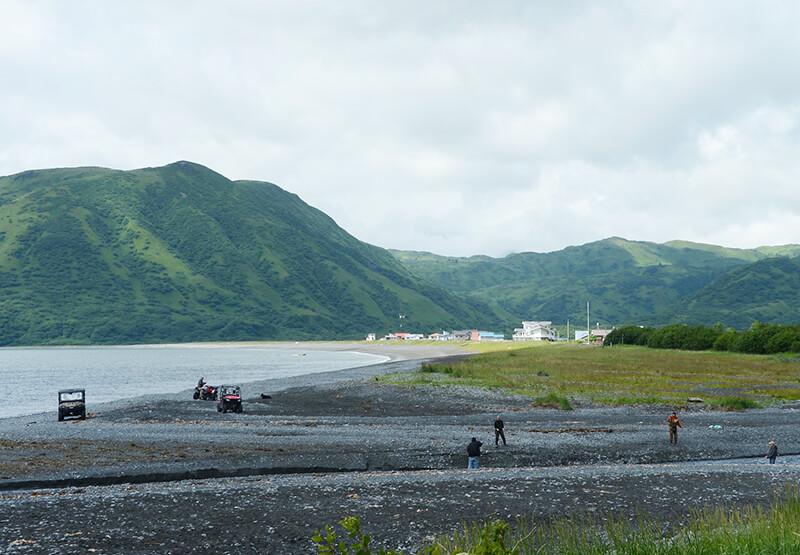 Pasagshak River