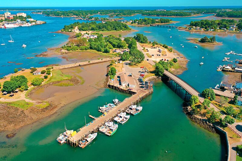 Peirce Island