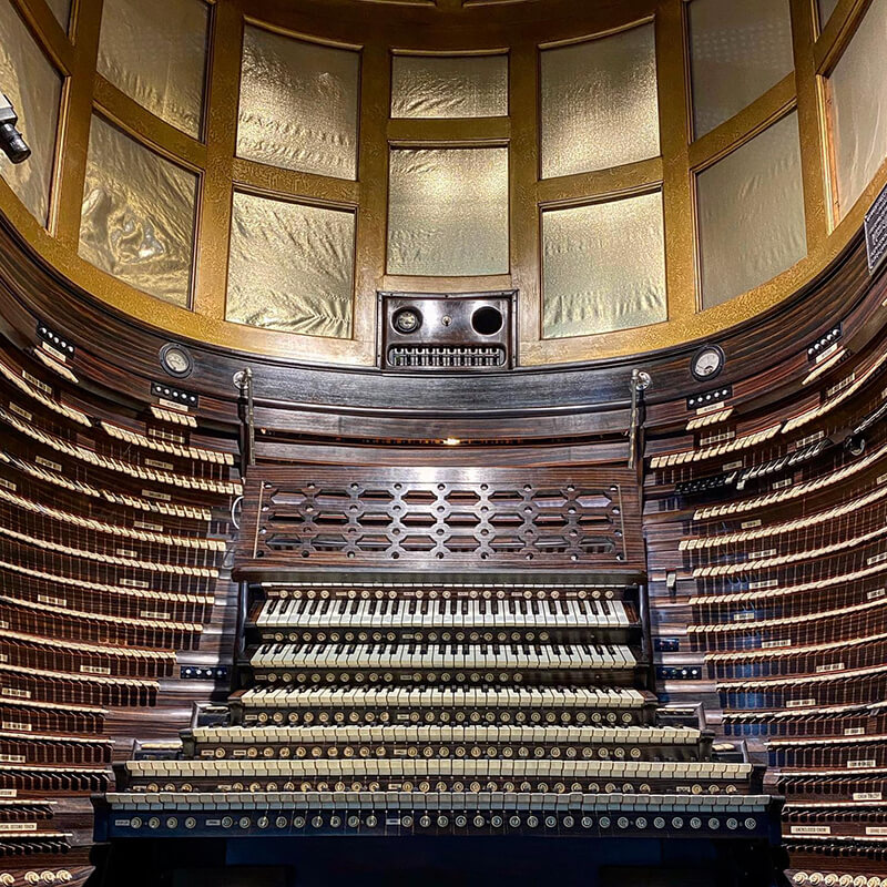 Pipe Organ Concert Recital