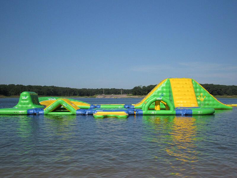 Rathbun Lake Aquapark