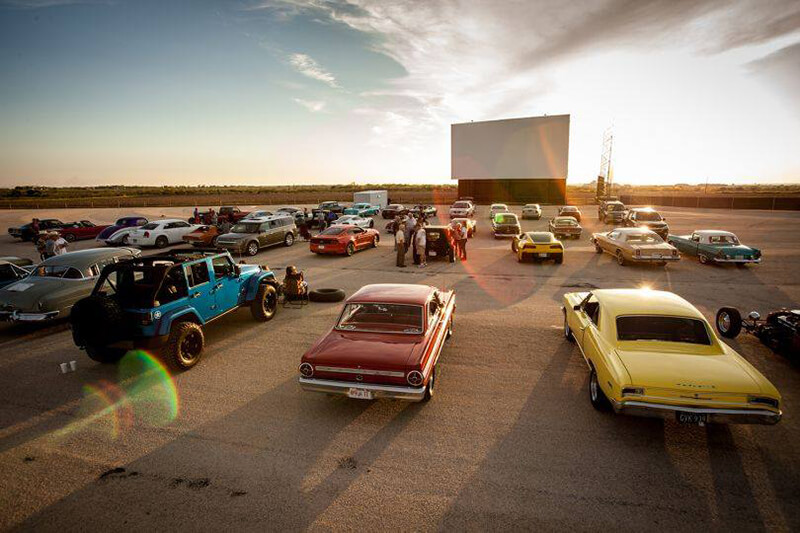 Stars and Stripes Drive-In Theatre