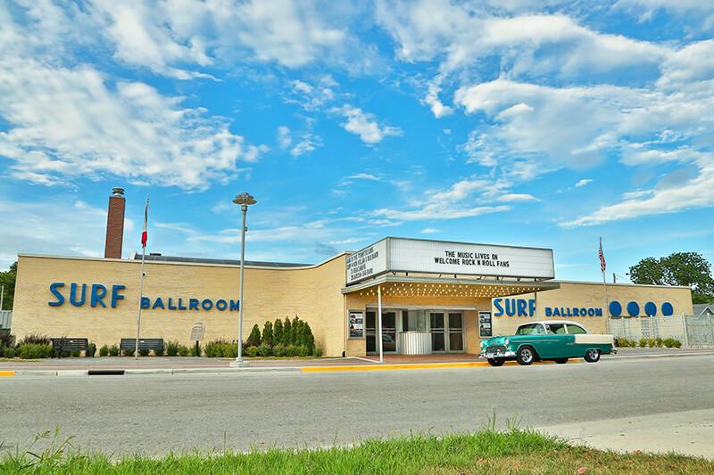 Surf Ballroom and Museum