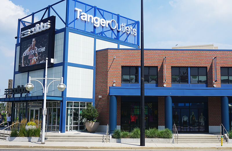 Tanger Outlets The Walk