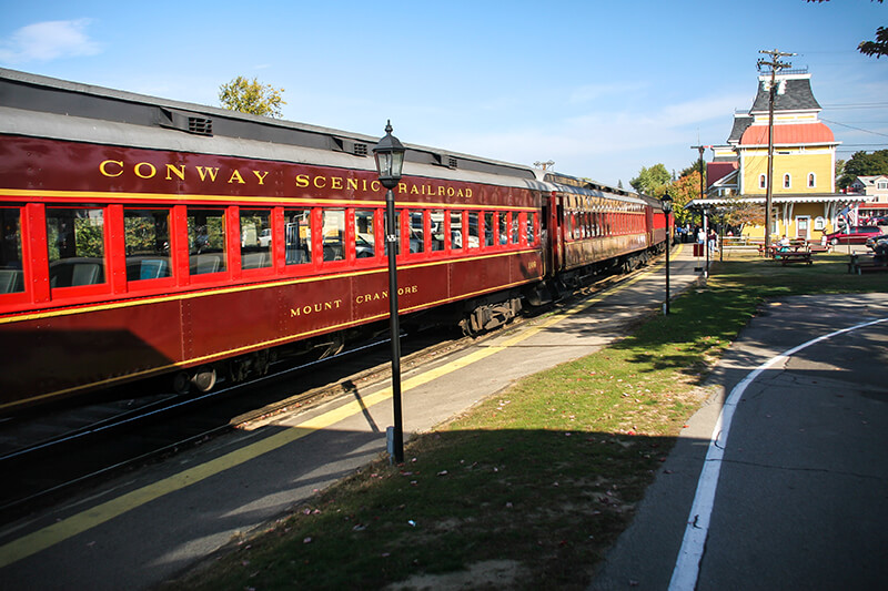 The Conway Railroad