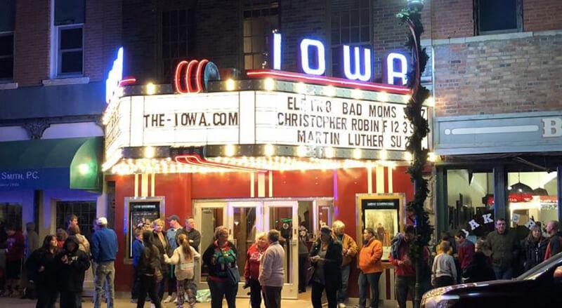 The Iowa Theatre