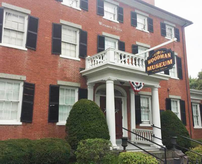 The Woodman Institute Museum