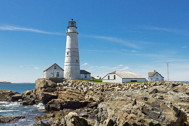 Boston Harbor Islands National Recreation Area