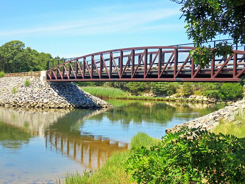 Cape Cod Rail Trail
