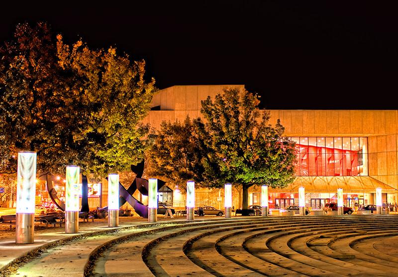 Des Moines Civic Center