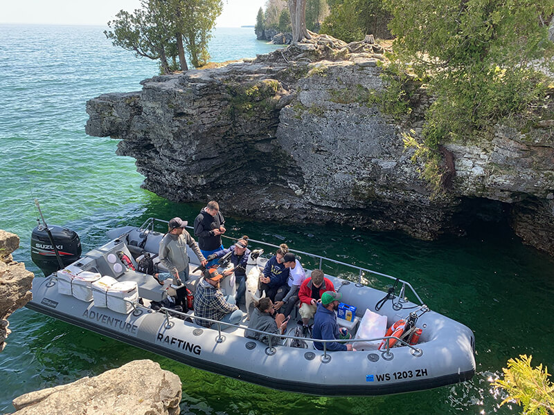 Door County Adventure Rafting
