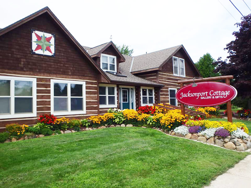 Jacksonport Cottage Gallery & Gifts