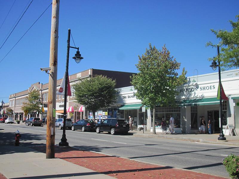 Main Street Hyannis