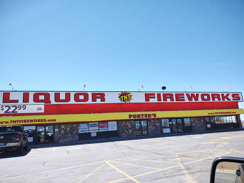 Porter's Liquor and Fireworks Outlet