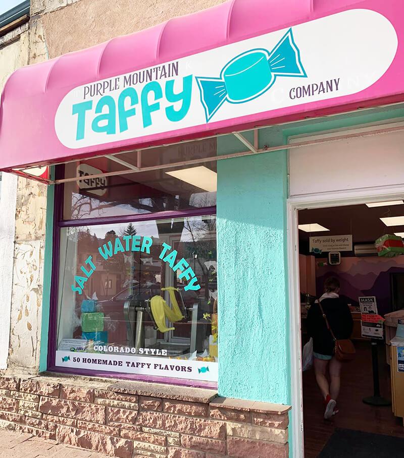 Purple Mountain Taffy Company