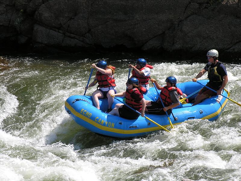 Rapid Transit Rafting
