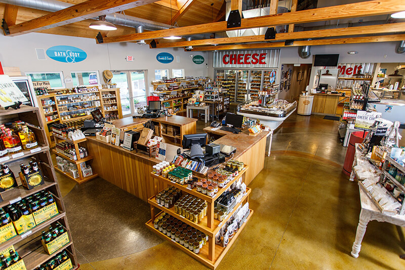 Renard's Cheese Shop