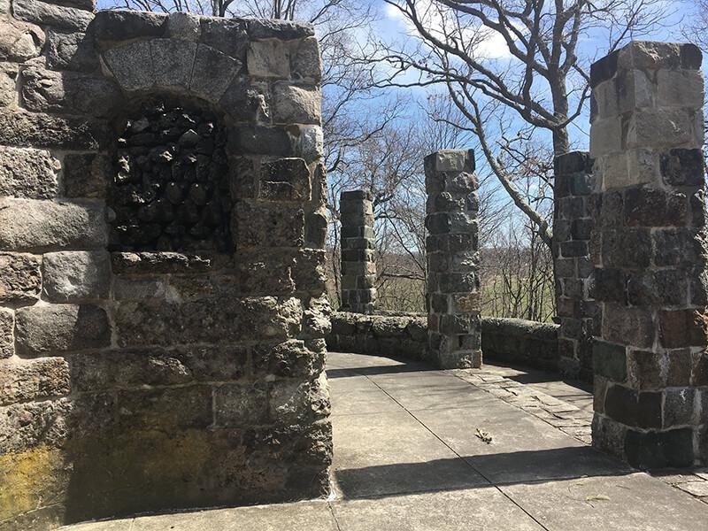 Ruins of Schoolmaster Hill