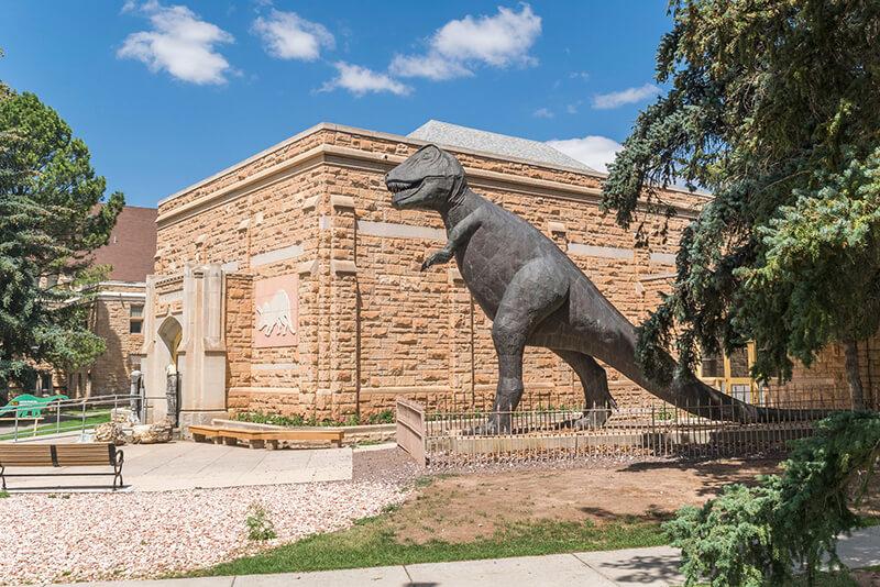 University of Wyoming Geological Museum