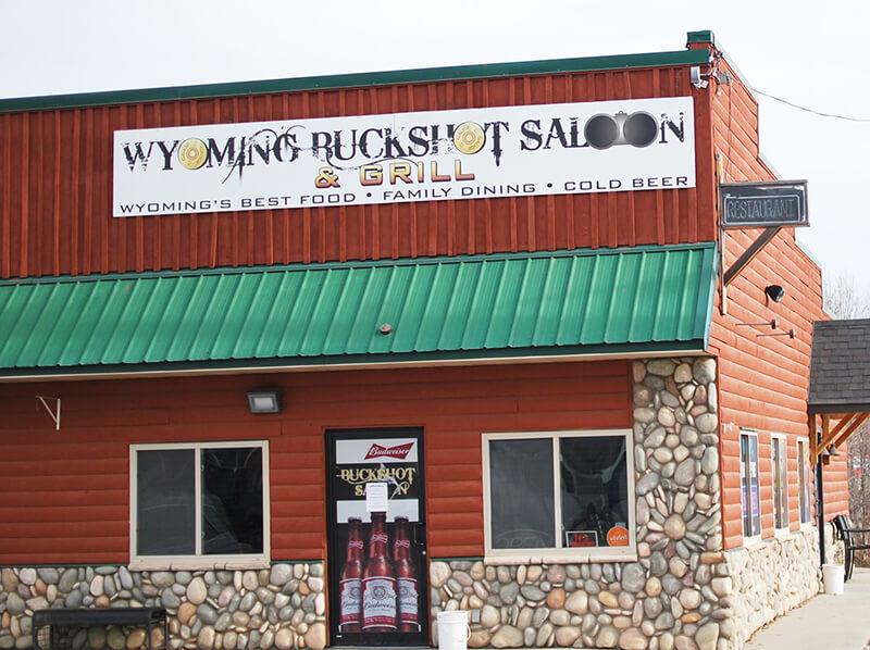Wyoming Buckshot Saloon