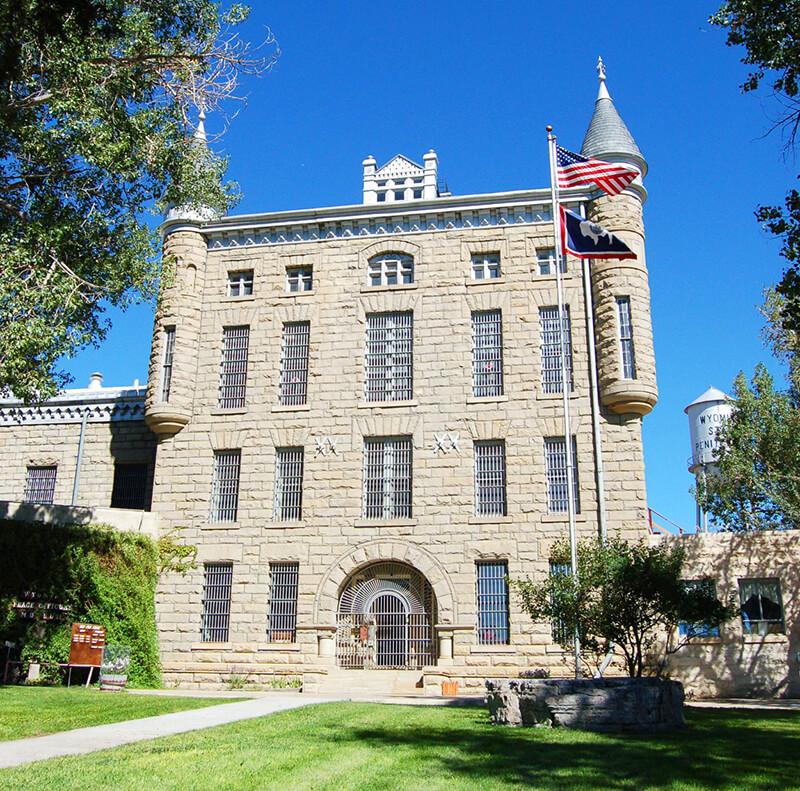 Wyoming Frontier Prison Museum