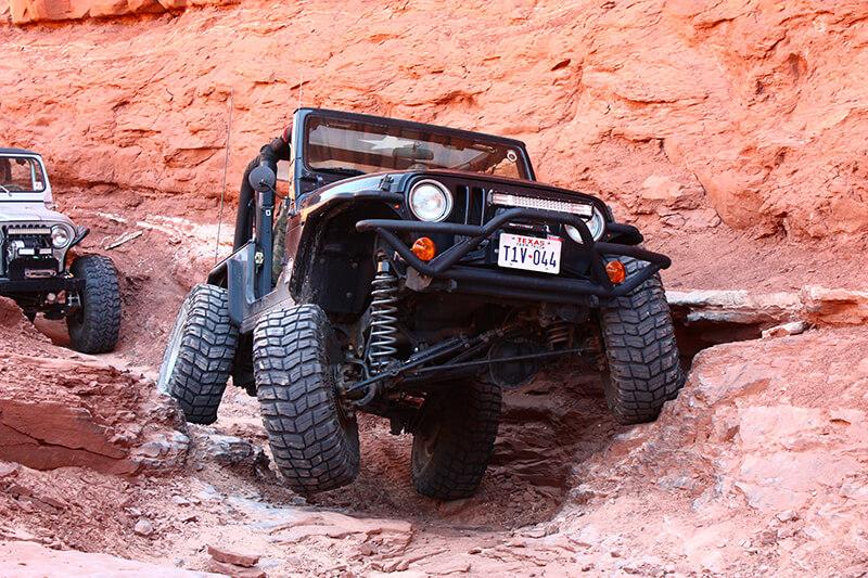ATV and Jeep Adventure Tours