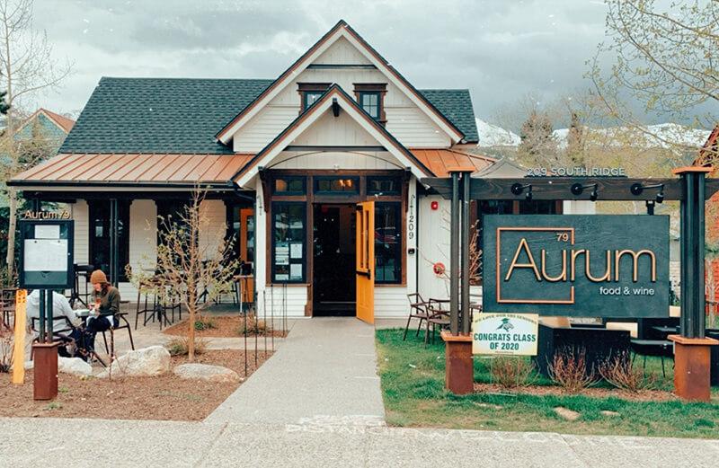 Aurum Food and Wine