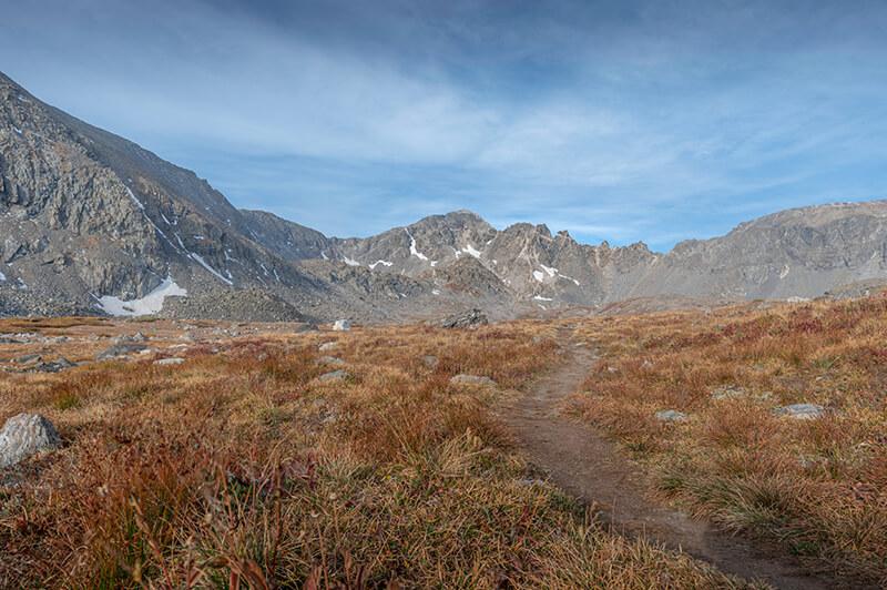 McCullough Gulch Trail