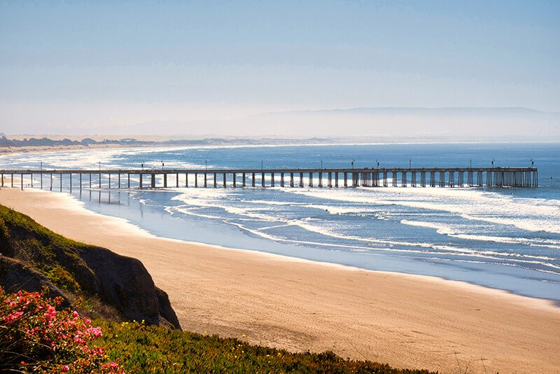 Pismo State Beach and Pier