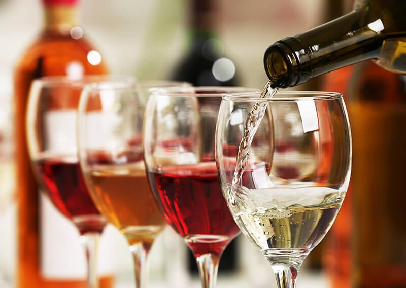 Sample Delicious Wines
