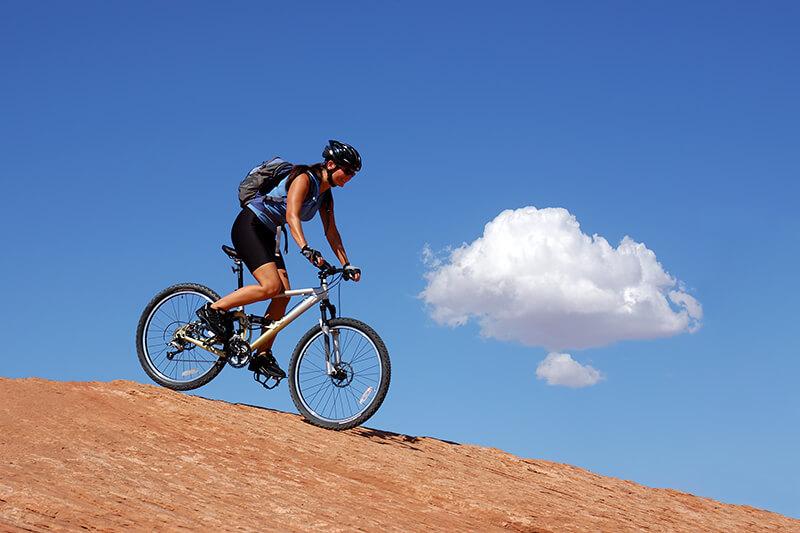 Solfun Mountain Biking